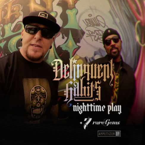 Night Time Play /- EP